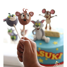 Load image into Gallery viewer, Tom and Jerry Cake