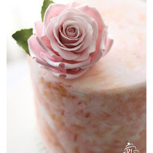 Load image into Gallery viewer, Pink Elegance Cake