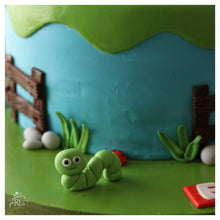 Load image into Gallery viewer, Farmyard Animals Cake