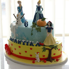 Load image into Gallery viewer, Princesses Cake