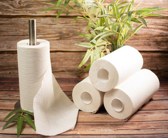 Bamboo Kitchen Roll
