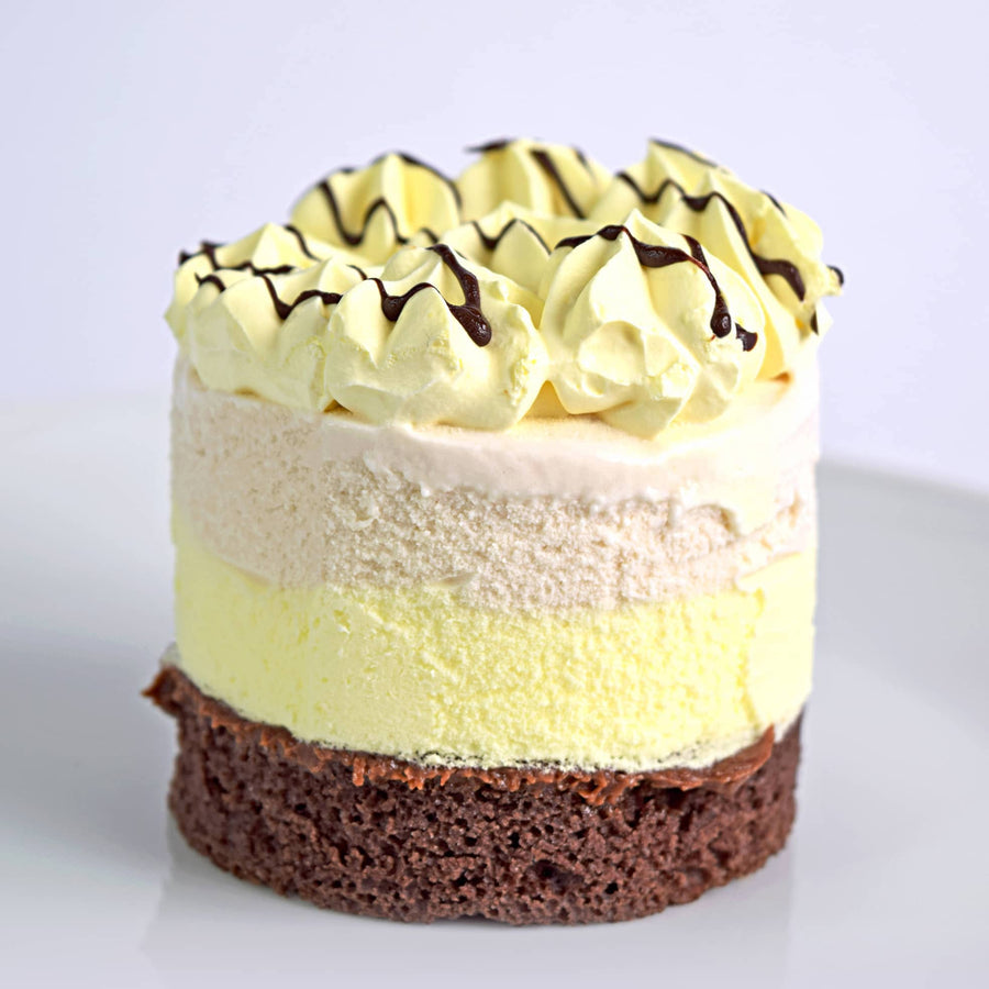Bananas Foster Ice Cream Cake - Mobile Gourmet Foods