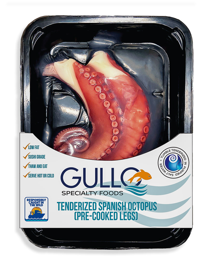 Gullo Octopus - Mobile Gourmet Foods