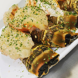 Caribbean Lobster Tails - Mobile Gourmet Foods