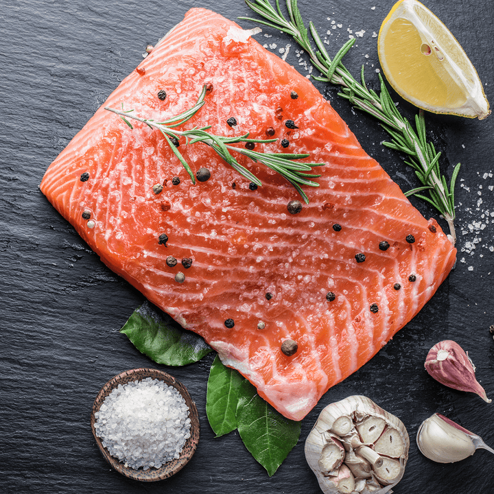 Fjord Fresh Norwegian Salmon - Mobile Gourmet Foods