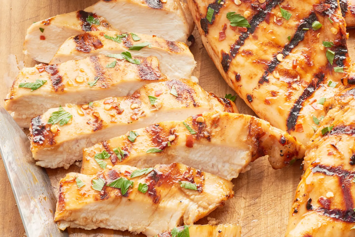 All Natural Free Range Chicken Breasts - Mobile Gourmet Foods