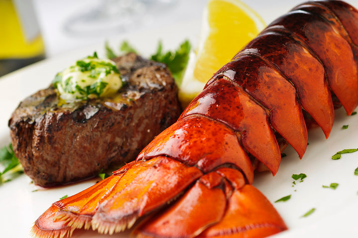The Ultimate Surf and Turf - Mobile Gourmet Foods