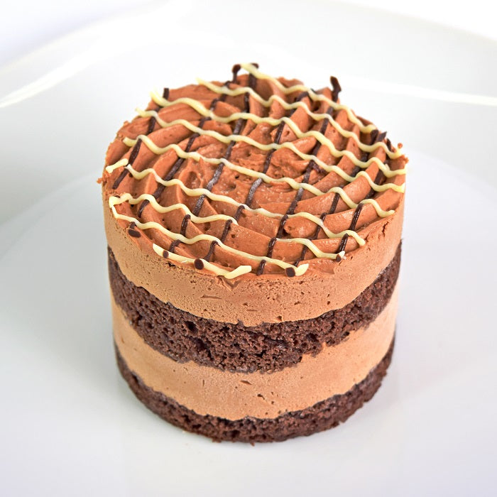 Chocolate Mousse Cake - Mobile Gourmet Foods