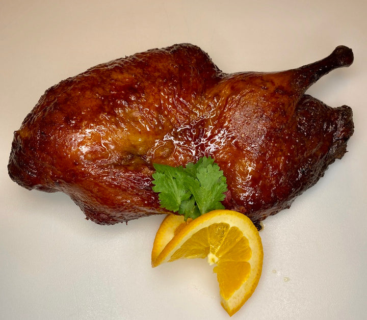 Roasted Half Duck Peking Asian Style - Mobile Gourmet Foods