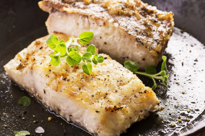 Wild Caught Black Grouper Filets - Mobile Gourmet Foods