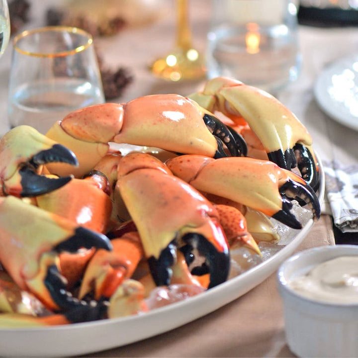 Fresh Florida Jumbo Stone Crab Claws - Mobile Gourmet Foods