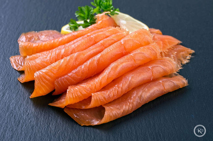 Smoked Salmon Imperial Cut - Mobile Gourmet Foods