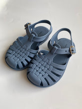 Load image into Gallery viewer, ALBA Jelly Sandals - Ocean Blue