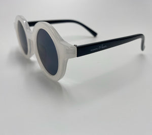 SANTORINI Sunglasses in Monochrome