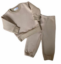 Load image into Gallery viewer, EMERSON Fleece Lounge Set - Sand