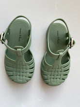 Load image into Gallery viewer, ALBA Jelly Sandals - Sage Green