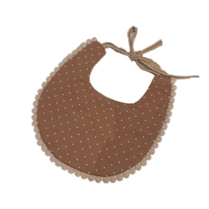 Dribble Bib in Dotty