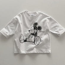 Load image into Gallery viewer, Preorder Sketch Mickey Tee