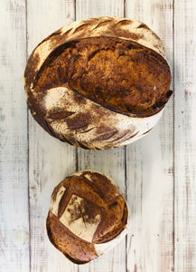 Organic Light Rye Sourdough