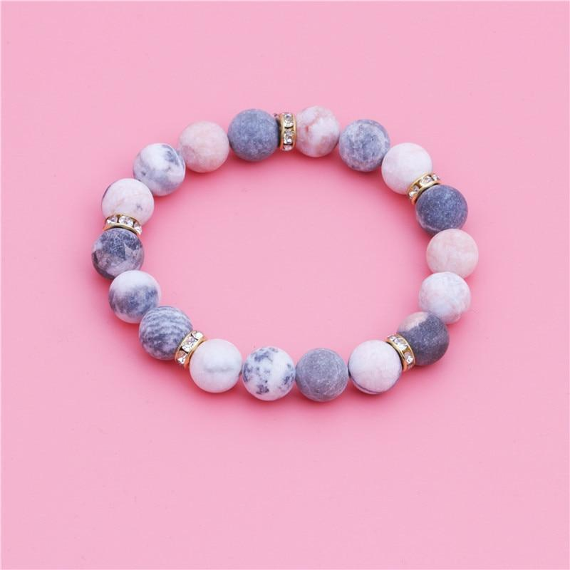 Natural Stone Beads Bracelet - Fashion Mode Gallery