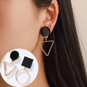 Fashion Mode Geometric Earrings - Fashion Mode Gallery