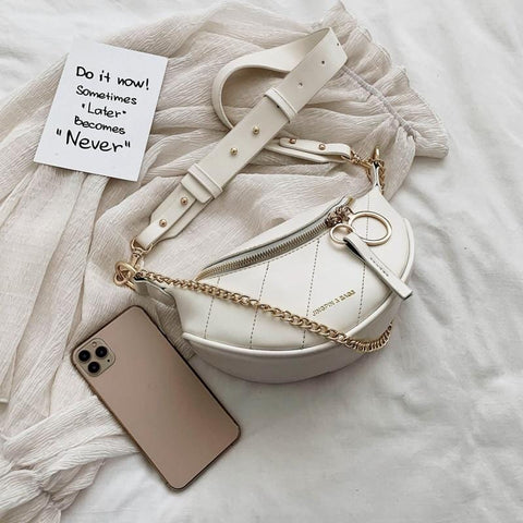 Faux Leather Crossbody Sling bag