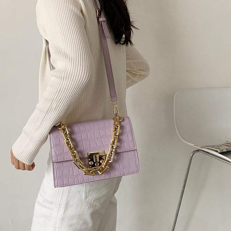 Valentina - Luxury Chain Handbag - Fashion Mode Gallery