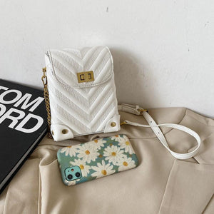 Travel Mini Shoulder Bag - Fashion Mode Gallery