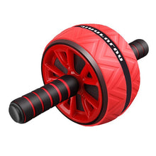 Cargar imagen en el visor de la galería, Abs Roller big Wheel Abdominal Muscle Trainer For Fitness No Noise Ab Roller Wheel Workout Abs Training Home Fitness Equipment