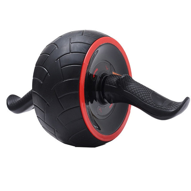 Abdominal Exercise Roller Fitness Comfortable Grip Durable Anti-Slip Fitness Equipments Speed Training Roller Abdominal Wheel