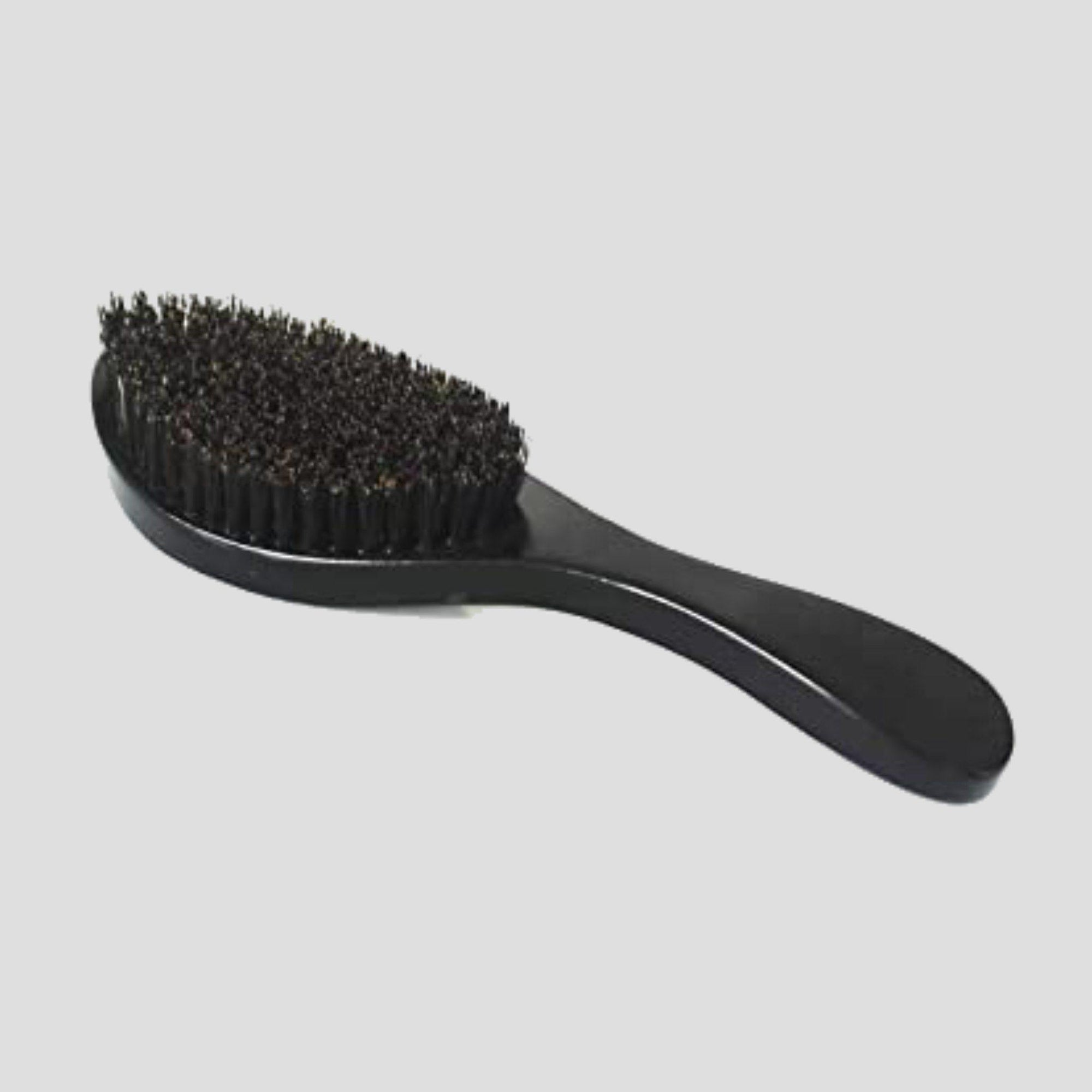 Blakk Long Wave Brush for 360 Waves - Made with 100% Boar Bristles - Durag Wave