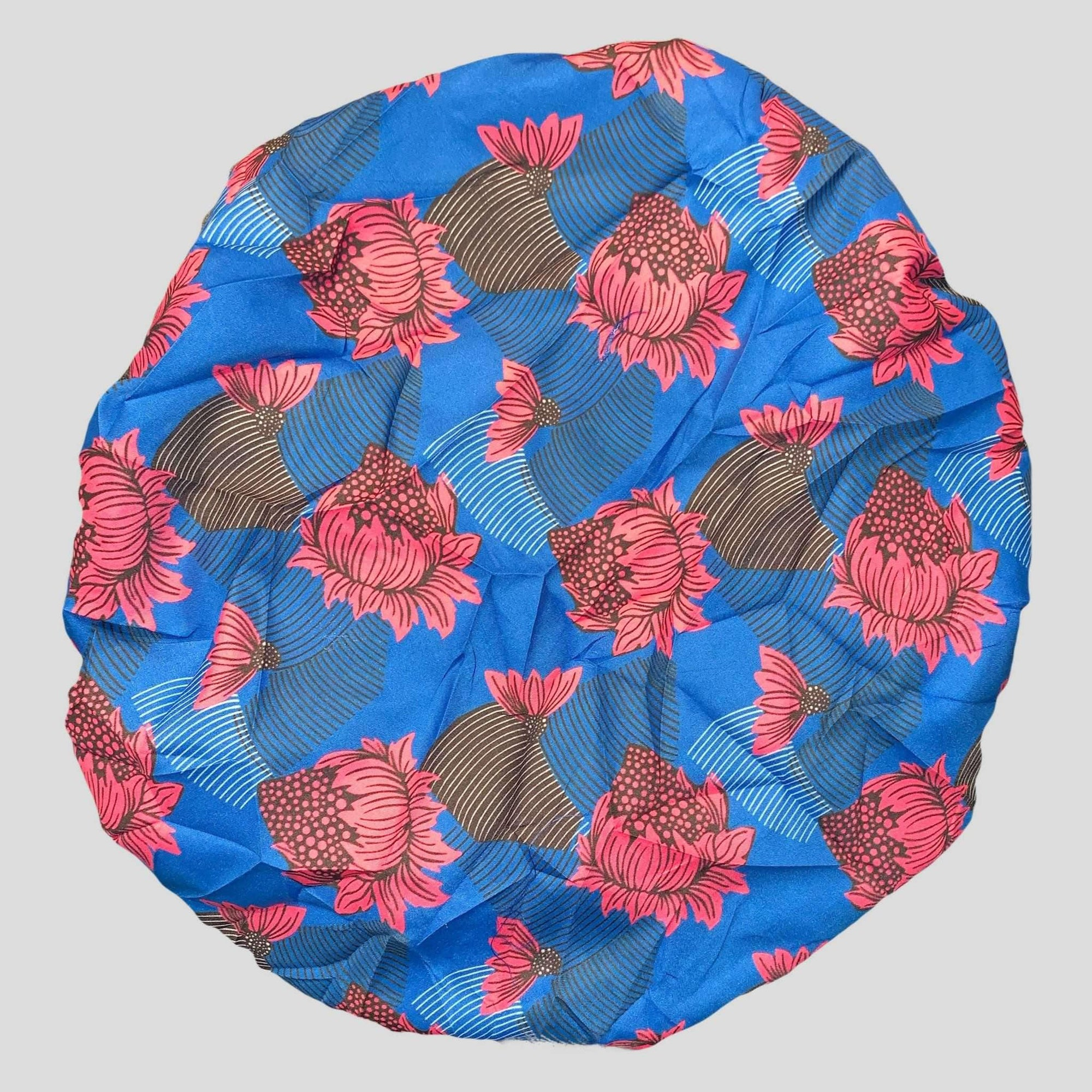 Jumbo Flower Big Bonnet - Durag Wave