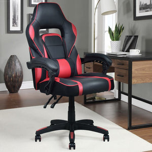 Gaming Chair Racing Style High Back PU