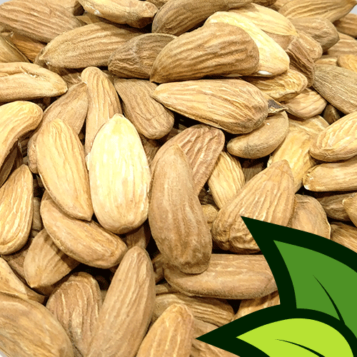 Kheradani Almonds (Desi Badaam Unshelled) - Organic Co