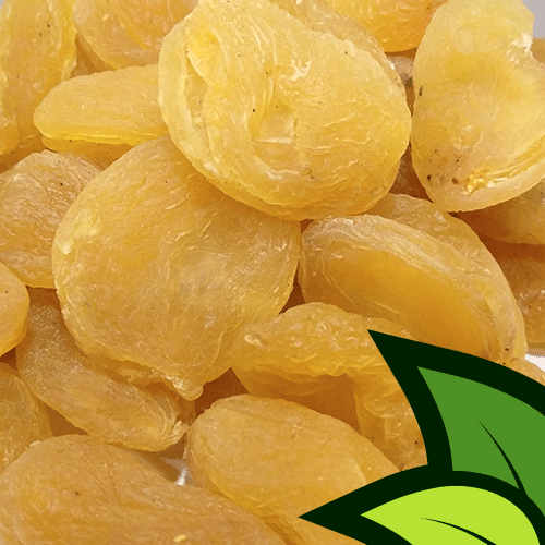 Dried Apricot (Khubaani Seedless) - Organic Co