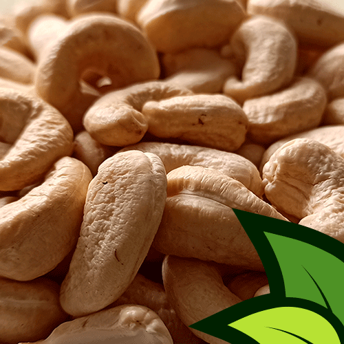 Cashews (Plain Large Kaju) - Organic Co