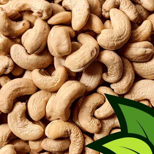 Cashews (Plain Regular Kaju) - Organic Co