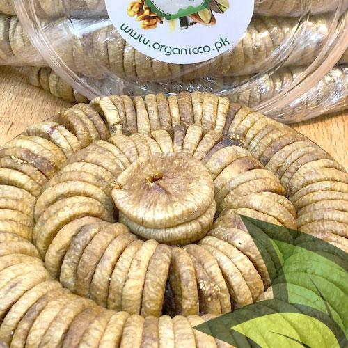 Dried Fig (VIP Injeer Large) - Organic Co