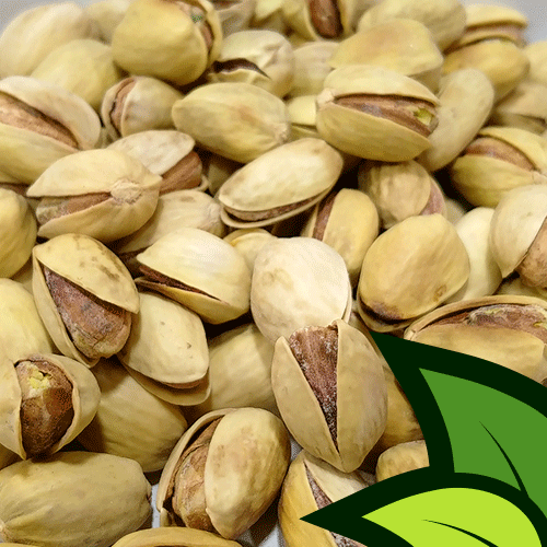 Pistachios (Premium Shelled Pista) - Organic Co