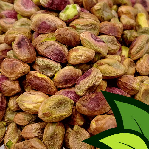 Pistachios (Unshelled) - Organic Co