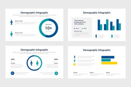PPT Demographic Diagrams Infographics Templates for PowerPoint, Excel, Keynote