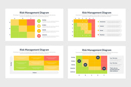 PPT Risk Management Diagrams Templates for PowerPoint, Keynote, Google Slides