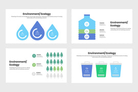Environment and Ecology Infographics