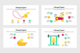 Fitness and Sport Infographics