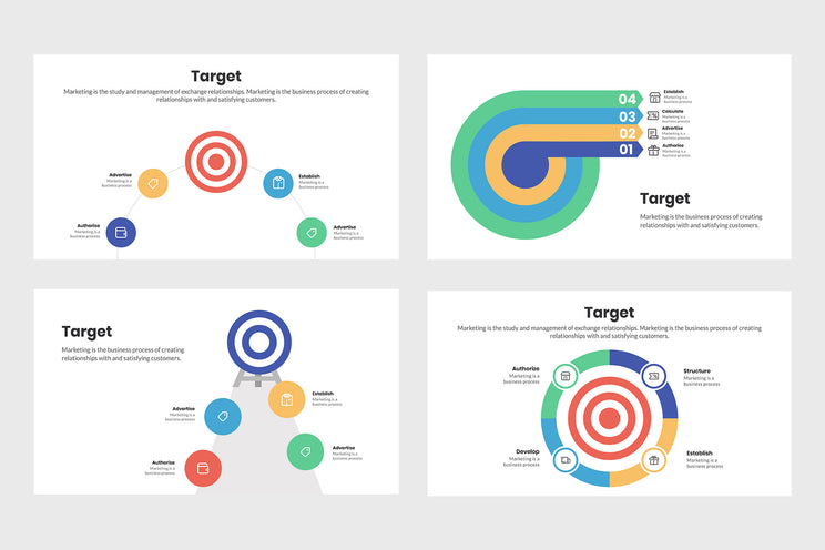 Target Infographics