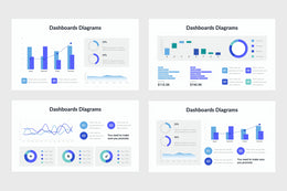 PPT Dashboard Infographics Templates for PowerPoint, Excel, Keynote