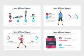 Fitness and Sport Diagrams