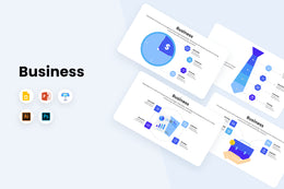 Business Diagrams Infographics Templates for PowerPoint, Keynote, Google Slides, Adobe Illustrator, Adobe Photoshop