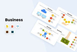 Business Diagrams Infographics
