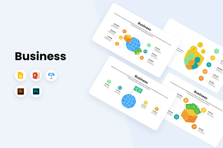 Business Infographics Template